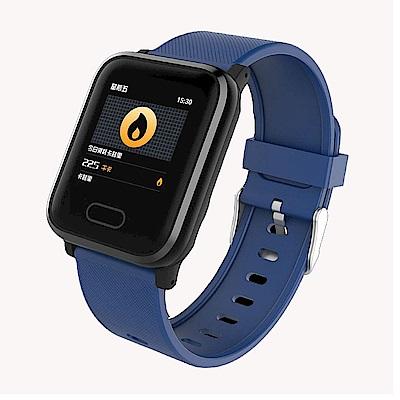 美國熊 心率 計步 里程 卡路里智慧手錶 手環 運動模式 睡眠監測