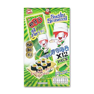 泰國福伯 kabuki超夯壽司捲-原味(12支/盒)