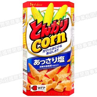 HOUSE 牛角玉米餅-鹽味(75g)