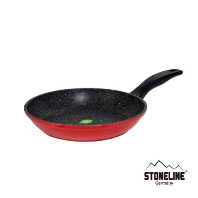 德國STONELINE經典系列 平底鍋(紅寶石)24cm