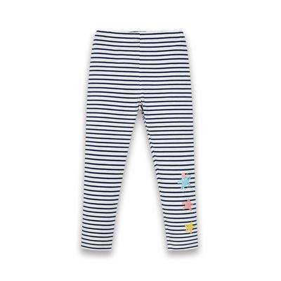 【麗嬰房】EASY輕鬆系列 女童海盜星星內搭褲 (76cm~130cm)