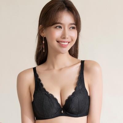 莎薇-VV好愛現 B-C 罩杯內衣(黑)