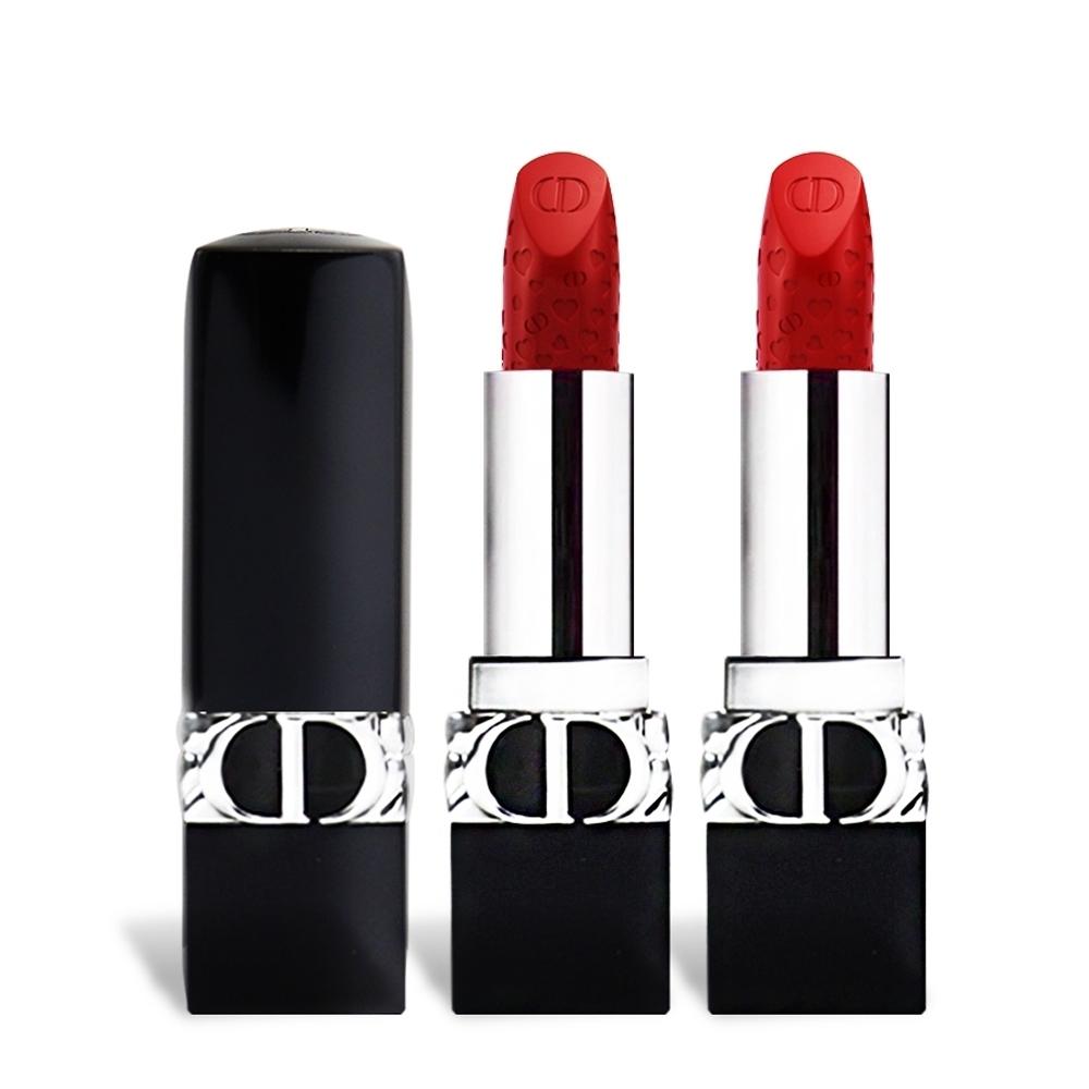Dior迪奧 藍星唇膏3.5g 2021情人節限量版