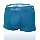 CALVIN KLEIN MICRO 超細纖維絲質 平口/四角CK內褲-孔雀藍 product thumbnail 1