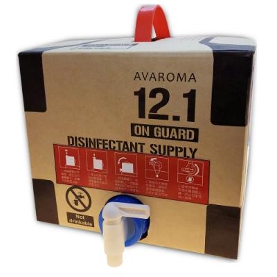 AVAROMA 12.1 On Guard 次氯酸抗菌液 4公升 (營業用)