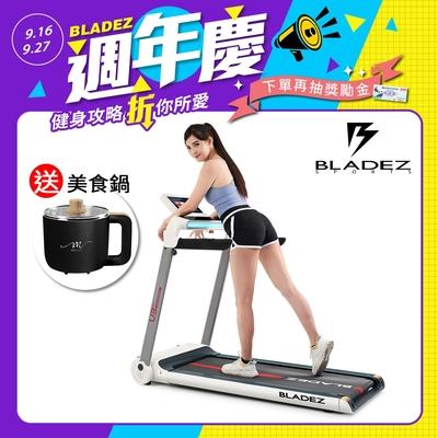 【BLADEZ】U3+ ENT影音全智能跑步機