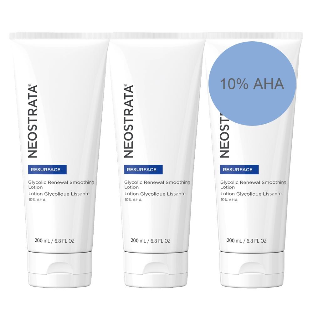 (3入)NeoStrata芯絲翠 果酸活膚修護乳液200ml
