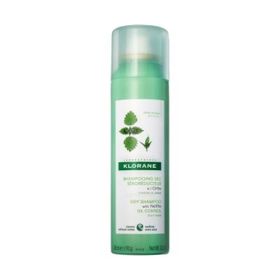 Klorane蔻蘿蘭 極度控油乾洗髮噴霧 150ml 蕁麻