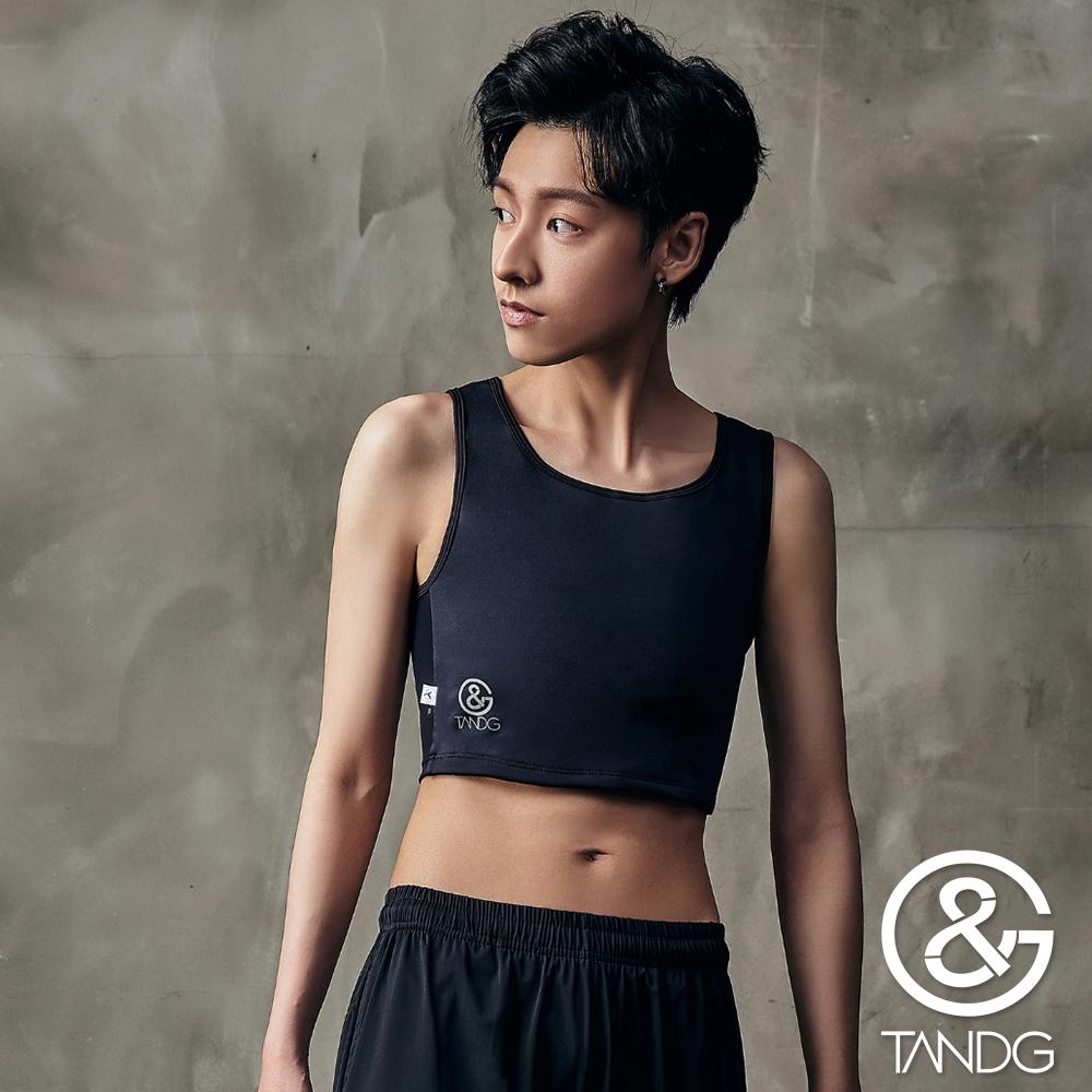 T&G Combo超薄機能款-半身魔鬼黏束胸(黑)