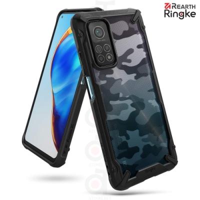 【Ringke】小米 Mi 10T / Mi 10T Pro Fusion X Case 防撞手機保護殼(迷彩黑)