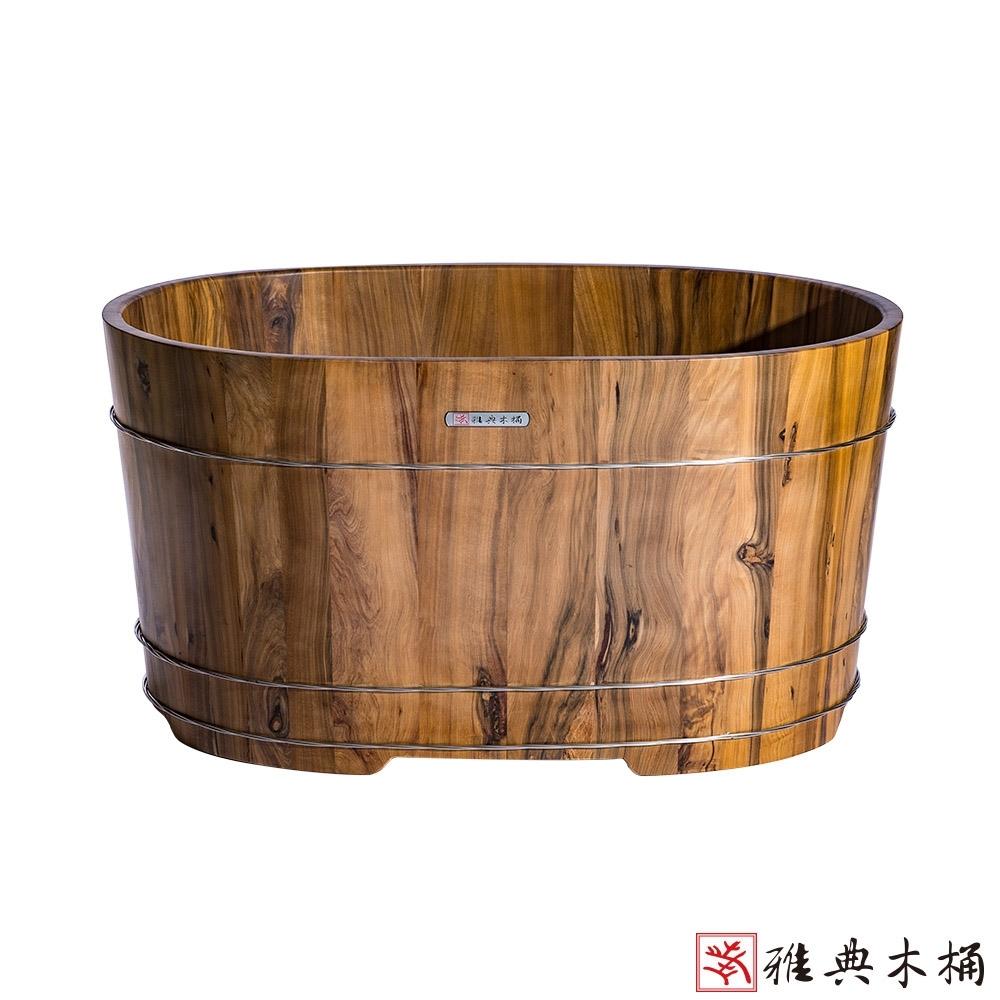 【雅典木桶】歷久彌新 印尼 頂級檀香木 長105CM 檀香木 泡澡桶
