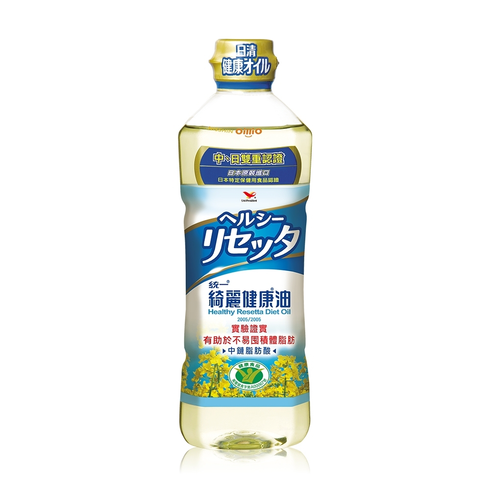 統一 綺麗健康油(652ml) product image 1