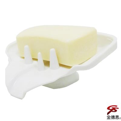 金德恩 聰明置物水槽瀝水架/肥皂架