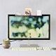 OSHI歐士 電腦螢幕留言備忘版-毛球貓 MEMO夾 禮物 辦公用品 便利貼留言板 product thumbnail 2