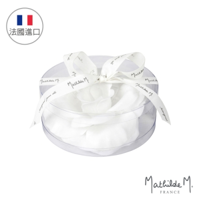 Mathilde M. 法國瑪恩.大玫瑰香水皂片20g-茉莉花香