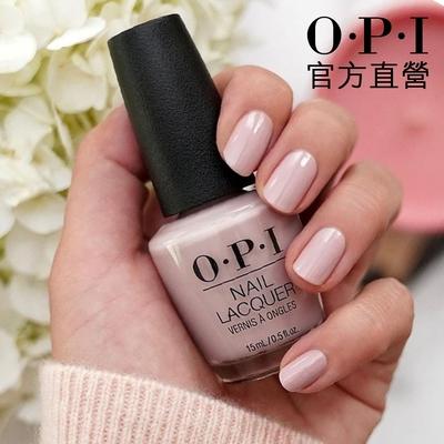 OPI 官方直營.釉色玫瑰指甲油-NLG20.德國狂想系列指彩/居家美甲