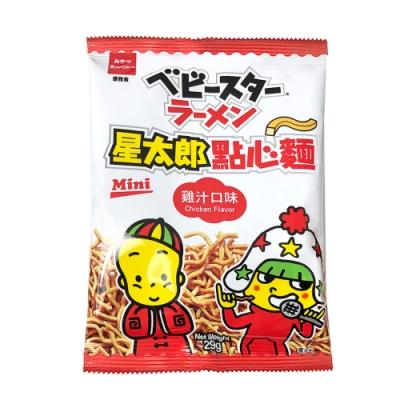 OYATSU優雅食 星太郎點心麵-雞汁原味(29g)