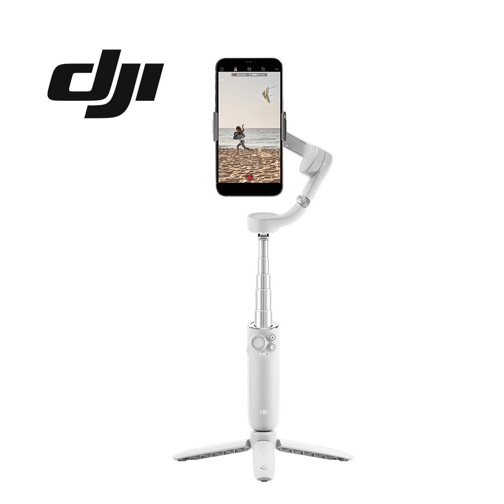 DJI OM 5 伸縮折疊式手機三軸穩定器(公司貨)