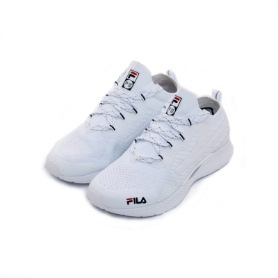 FILA RGB FLEX 中性慢跑鞋-白 4-J033V-100
