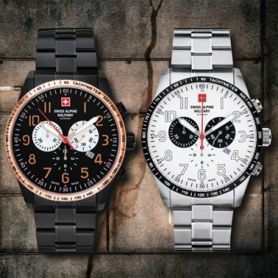 瑞士阿爾卑斯錶S.A.M 狂蜂系列-2品任選(領券再折660)