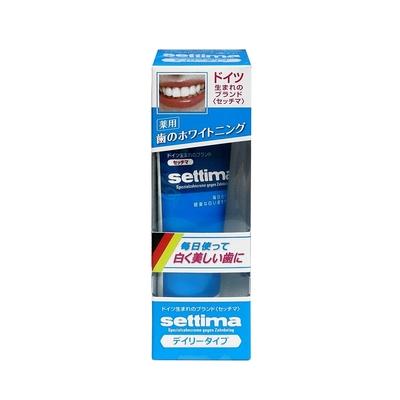 星緻美 亮白護理牙膏-每日型 80g