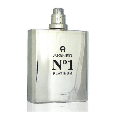 Etienne Aigner N°1 Platinum 白金男性淡香水100ml Test