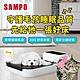 SAMPO聲寶 多用變頻微型冷氣/寵物空調-基本款+寵物床 AH-PC02D/SC-AH(P) product thumbnail 1