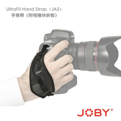JOBY UltraFit Hand Strap 手腕帶 附相機快拆板-JB21