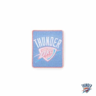 NBA Store X CiPU聯名刺繡貼 雷霆隊