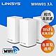 Linksys Velop 雙頻 AC1300 Mesh Wifi(三入)網狀路由器 product thumbnail 2
