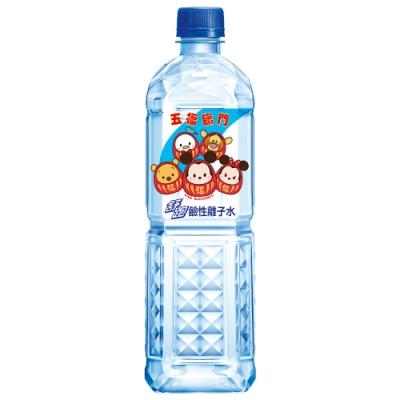 舒跑 鹼性離子水(850mlx20入)