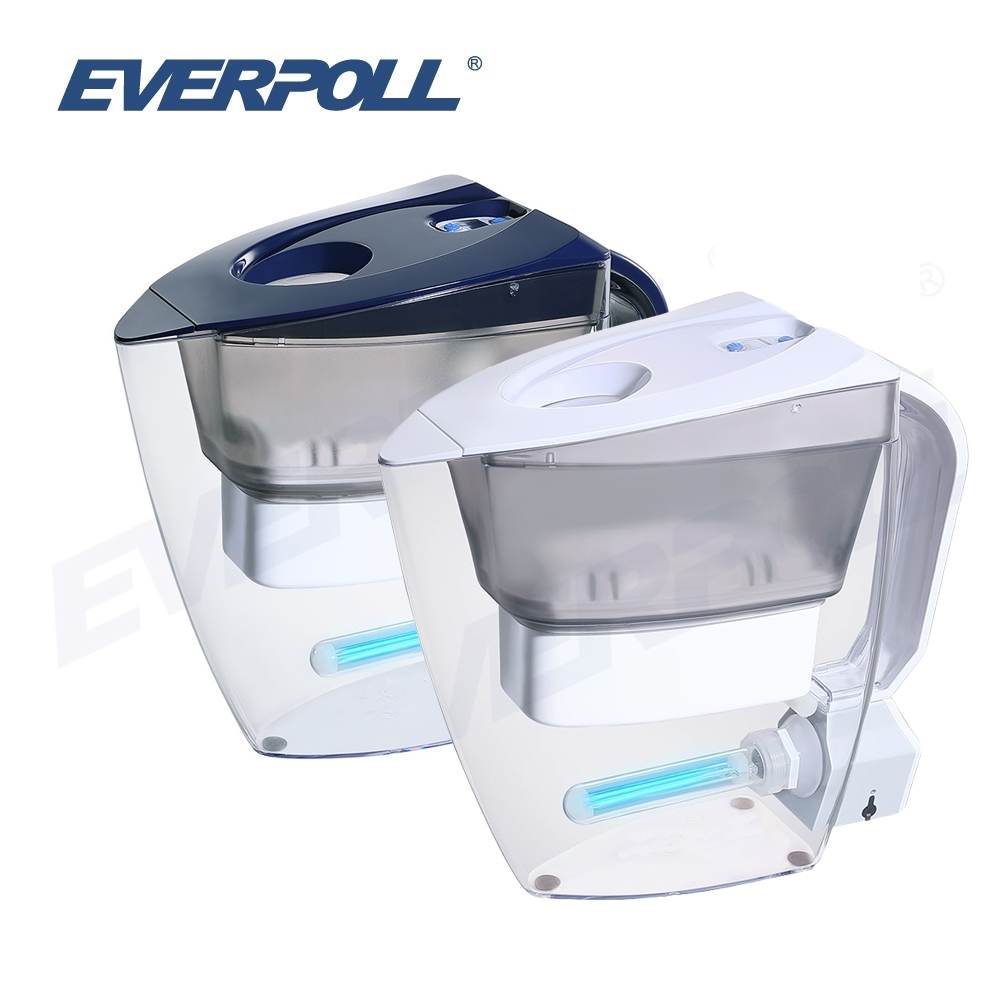 【EVERPOLL】 UV滅菌生飲壺1.5L(UV-805)