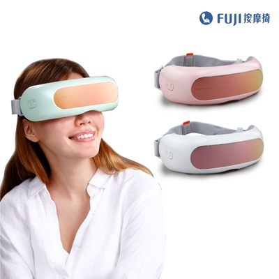 FUJI按摩椅 3D揉壓愛視力眼部按摩器 FG-224 (原廠全新品)