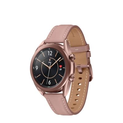 三星SAMSUNG Galaxy watch 3 R850 41mm 智慧手錶 藍芽版
