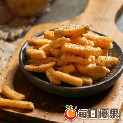 每日優果 黃金脆薯條-清香胡椒(135g)