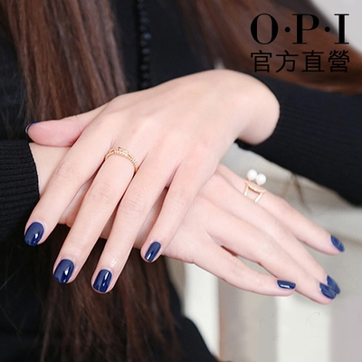 OPI 官方直營.藍調色階類光繚-ISL16. 如膠似漆閃耀系列指彩/居家美甲