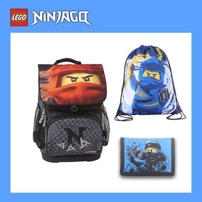 LEGO丹麥樂高書包Optimo-紅忍者 20109-2001