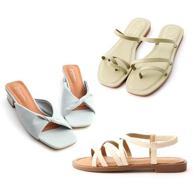 D+AF 1+1美鞋福袋$1288
