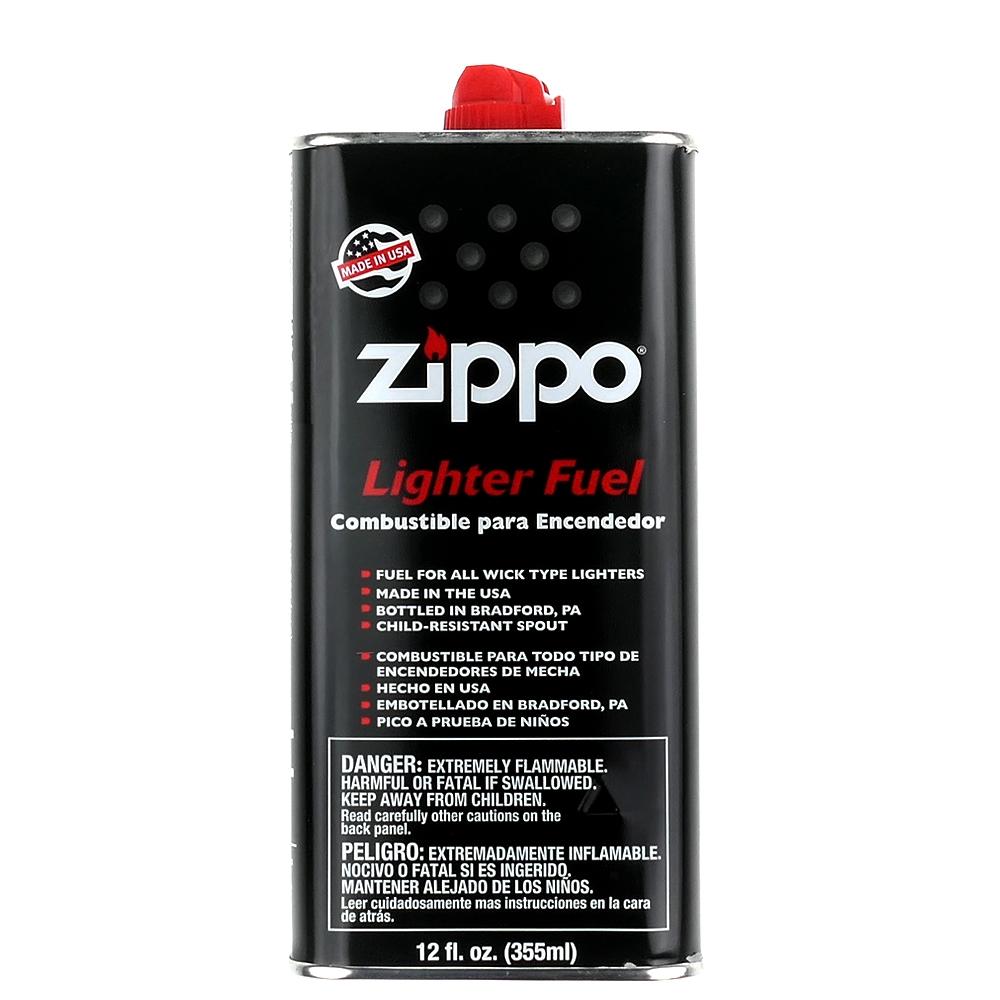 ZIPPO 原廠專用打火機補充油~355ml大罐裝