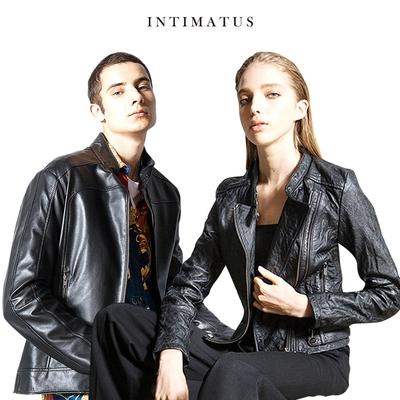 時時樂 【INTIMATUS】100%真小羊皮皮衣-四款任選【季末出清,售完不補】
