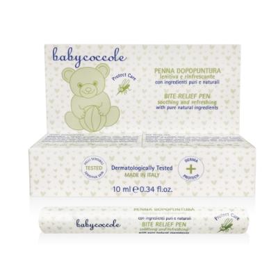 寶貝可可麗 babycoccole 清新舒緩筆 (驅蚊、防蚊、舒緩蚊蟲叮咬)