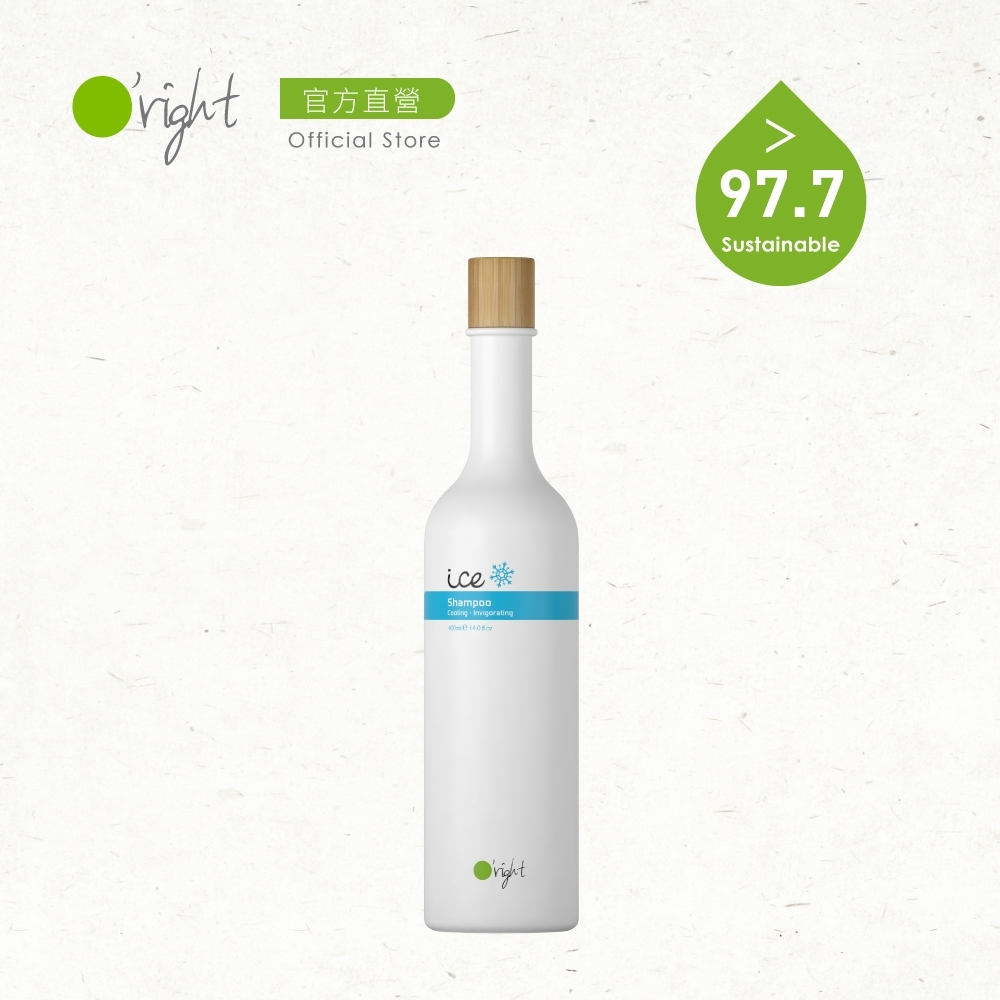 O'right 歐萊德 零度C洗髮精400ml product image 1