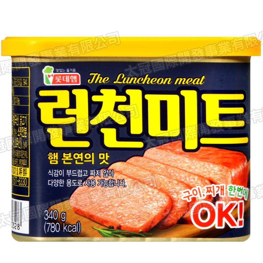 LOTTEFOODS 午餐肉(340g)