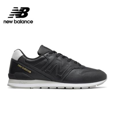 New Balance香港限定款_996復古鞋_中性_黑色_CM996LTB-D楦
