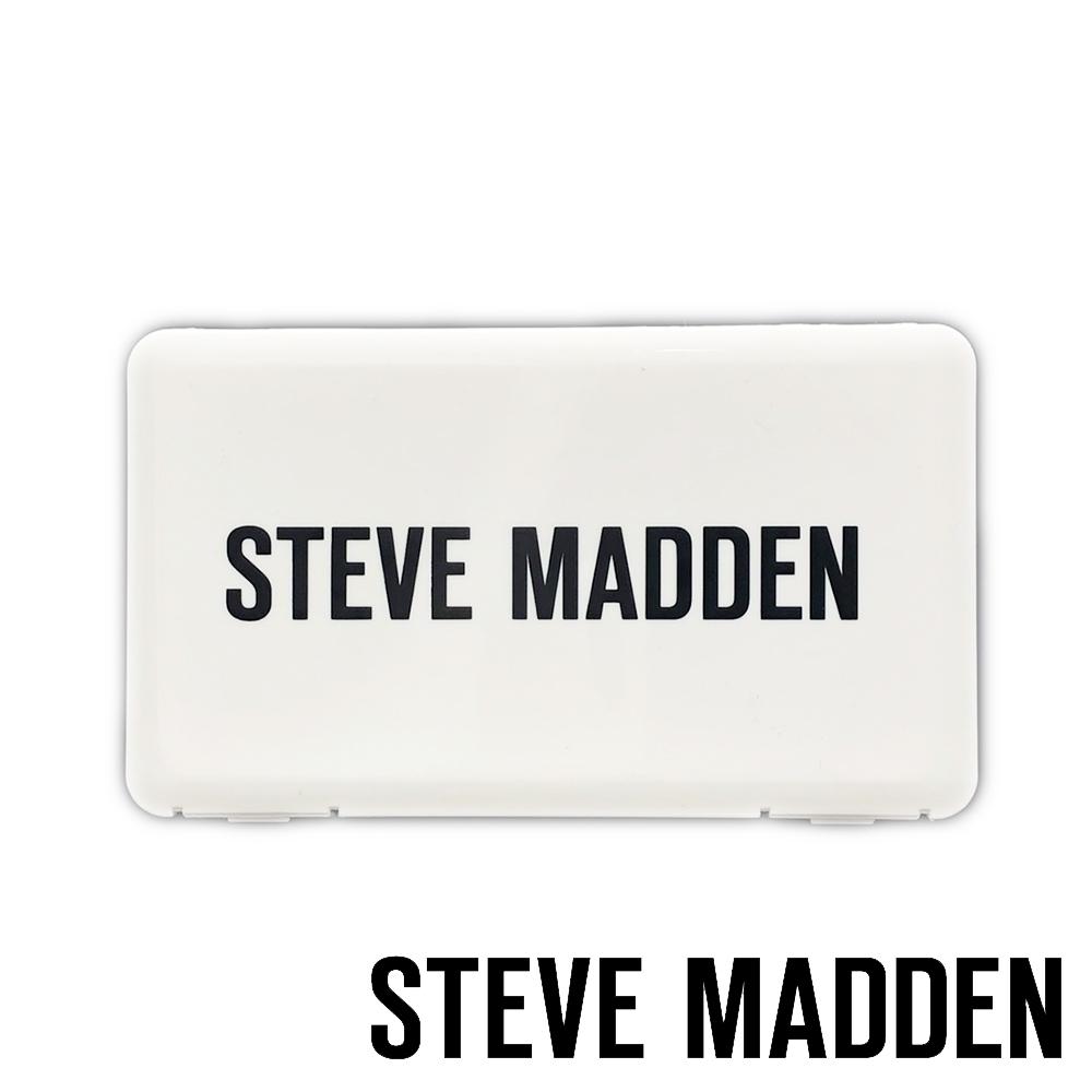 STEVE MADDEN-時尚經典品牌LOGO口罩盒-白色