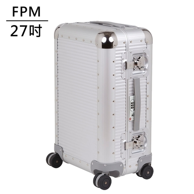 FPM MILANO BANK S Moonlight系列 27吋行李箱 月光銀 (平輸品)