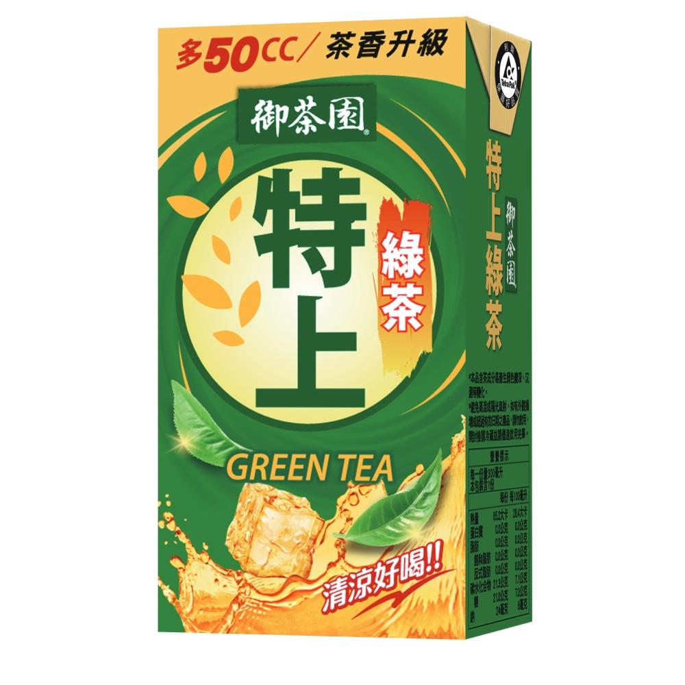 御茶園 特上綠茶(300mlx24入)
