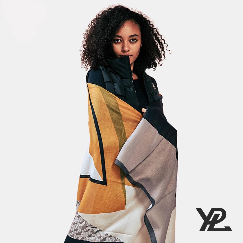 澳洲 YPL 孟菲斯時尚絲巾 保暖輕時尚 限量上市