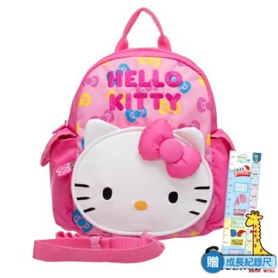 Hello Kitty 彩色派對系列-小後背包KT00U01PK