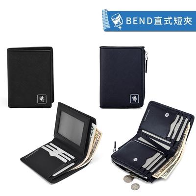 [結帳88折]PORTER - BEND系列直式皮夾任選 - 原價3950元